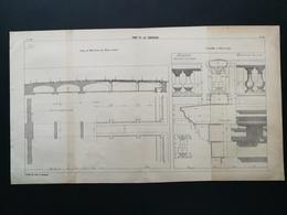 ANNALES DES PONTS Et CHAUSSEES (DEP 75) - Pont De La Concorde (CLE96) - Travaux Publics