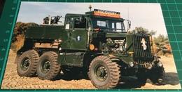 Tractor 10 Ton 6x6 Recovery Medium Scammell Explorer, 10 Ton Winch. - Trucks, Vans &  Lorries