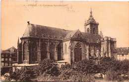 68 - COLMAR - La Cathédrale Saint-Martin - Colmar