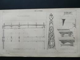 ANNALES DES PONTS Et CHAUSSEES (DEP 75) - Pont De La Concorde (CLE97) - Travaux Publics