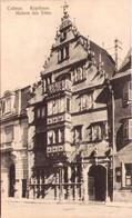 68 - COLMAR - Maison Des Têtes - Colmar