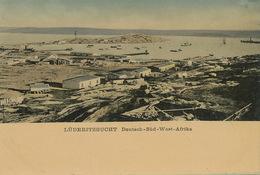 Luderitzbucht Deutsch Sud West Afrika  Edit C.A.W.G. 300 - Namibia