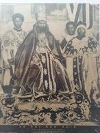 1930 LE ROI DES ROIS - RAS TAFARI COURONNÉ EMPEREUR D'ETHIOPIE - HAYLE SELASSIE - Journaux - Quotidiens