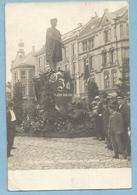 A085  Carte Photo   BERGEN (Norvège) 13 AUGUST 1905 ENEBERETIGET : BRÖOR-LARM  Au Journal Du Havre  ++++ - Norvège