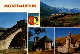 MONT DAUPHIN - SUR LA ROUTE DES GRANDES ALPES - Autres Communes