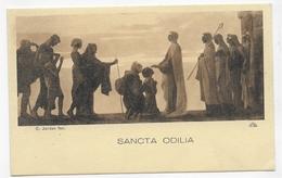 MONT SAINTE ODILE - SANCTA ODILIA - FORMAT CPA NON VOYAGEE - Sainte Odile