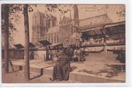 75 PARIS Vue Sur Notre Dame Casse Croute - Arrondissement: 04