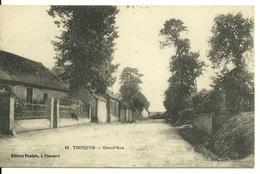 62 - TINCQUES / GRANDE RUE - France