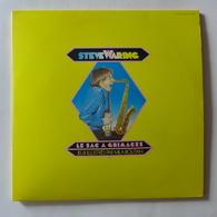 LP/ Steve Waring - Le Sac à Grimaces  /  1982 - Country Et Folk