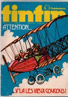 Tintin L'hebdoptimiste N°86 Poster La Tyrell 007 De Jody Schekter - Ces Drôles De Fous Volants Dans Leurs Coucous 1974 - Tintin