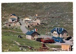 CPSM Couleur Andorre Valls Andorra El Pas De La Casa Frontière Franco Andorrane Vieil Autocar éditeur CAP N°613 - Andorre