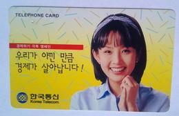 5,000 Won  Korea Telecom - Korea (Zuid)