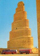 Roteltours Im Irak: Spiralenminarett Der Großen Moschee Von Samarra - Irak