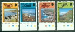 Falkland Is: 1990   Nature Reserves And Sanctuaries  MNH - Falkland Islands