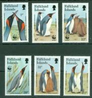 Falkland Is: 1991   Endangered Species - King Penguin   MNH - Falkland Islands