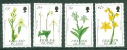 Falkland Is: 1991   Orchids   MNH - Falkland Islands
