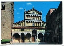 PISTOIA:   CATTEDRALE  -  PER  LA  SVIZZERA  -  FG - Chiese E Conventi