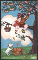 Kinderkaart 1933 Illustrator Margret Boriss - Boriss, Margret