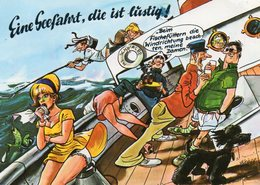 Humor: Eine Seefahrt, Die Ist Lustig! - Humour