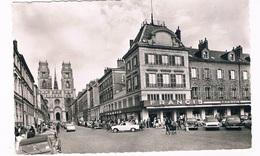FR-3796   ORLEANS : La Cathedrale Et Le Magasin Francis - Orleans