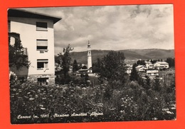Canove Asiago Vicenza Panorama Cpa 1969 - Vicenza
