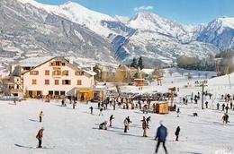 SAINT-LEGER-les-MELEZES - La Station - Au Fond Le Palastre - Hôtel-Restaurant Le Grillon - Ski - Autres Communes