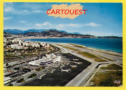 Flughafen ֎ AIRPORT ֎ AEROPORT ֎  Aérogare NICE ֎ ANCIEN En 1979 ֎ - Aerodromi