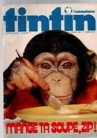 Tintin L'hebdoptimiste N°118 Dani Futuro - Cubitus - Buddy Longway - Les Casseurs - Jeux De Tintin De 1975 - Tintin