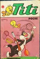 Titi Poche N° 23 - Livres, BD, Revues