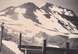 PICCOLA FOTO D' EPOCA DI SONDRIO -  STRADA DELLO STELVIO - 1965 - Sondrio