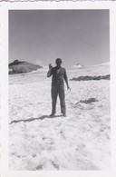 PICCOLA FOTO D' EPOCA DI SONDRIO -  STELVIO - 1952 - Sondrio