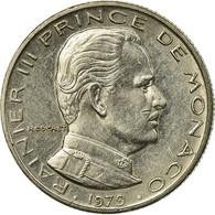 Monnaie, Monaco, Rainier III, 1/2 Franc, 1979, SUP, Nickel, KM:145 - 1960-2001 Nouveaux Francs