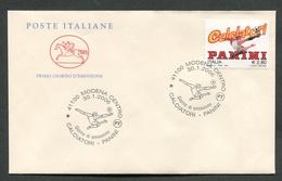 FDC ITALIA 2006 - CAVALLINO - EDITRICE PANINI - MODENA - 335 - 6. 1946-.. Repubblica