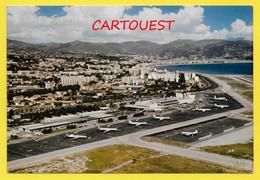 Flughafen ֎ AIRPORT ֎ AEROPORT ֎  Aérogare NICE ֎ ANCIEN En 1976 ֎ - Aerodromi