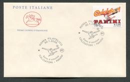 FDC ITALIA 2006 - CAVALLINO - EDITRICE PANINI - ROMA - 336 - 6. 1946-.. Repubblica