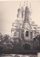 PICCOLA FOTO D' EPOCA DI SAN REMO - CHIESA ORTODOSSA - 1959 - San Remo