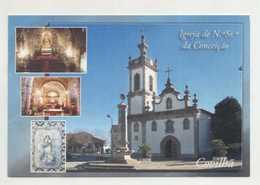 COVILHÃ - Igreja De Nª. Srª. Da Conceição  (2 Scans) - Castelo Branco