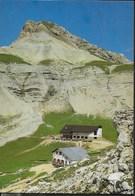 DOLOMITI - RIFUGIO PUEZ - TIMBRO DEL RIFUGIO - NUOVA - Alpinismo