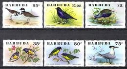 Barbuda 1976 Birds MNH CV £1.10 - Andere