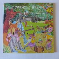 LP/ Les Frères Balfa - J'ai Vu Le Loup, Le Renard Et La Belette  /  1975 Musique Cajun - Country Et Folk