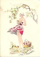 Naudy - Les Pommes - Erotique - Illustrators & Photographers