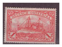 Deutsch-Ostafrika, Nr. 38 IIB, Postfrisch - Kolonie: Deutsch-Ostafrika