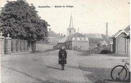Escanaffles NA2: Entrée Du Village - Celles