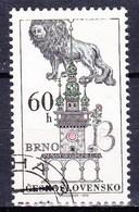 Tchécoslovaquie 1970 Mi 1953 (Yv 1797), Obliteré - Variétés Et Curiosités