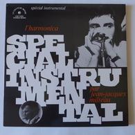 LP/  Jean Jacques Milteau - Spécial Instrumental L'Harmonica  /  1974  Avec Le Bluegrass Connection - Country & Folk