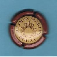 CAPSULE-CHAMPAGNE P.LOUIS MARTIN-GROS ECUSSON- - Champagne