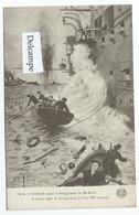 Combat Naval à HELIGOLAND Le 28 Août 1914 - - A Naval Figt At Heligoland On The - Krieg