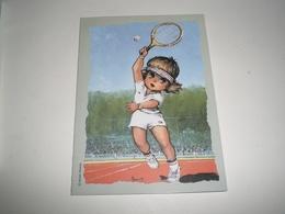 Calendrier De Poche, Illustrateur Michel THOMAS 2011 ( Petit, Mini, Publicitaire) - Calendars