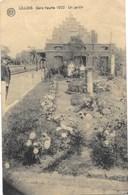 Lillois NA1: Gare Fleurie 1922. Un Jardin - Eigenbrakel