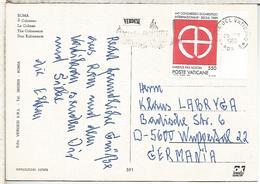 VATICANO TP CONGRESO EUCARISTICO SEOUL 1989 RELIGION - Vatican